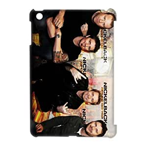 Famous Music Band Nickelback Hard Plastic Back Protective Case for Apple Ipad Mini 2 FC-7