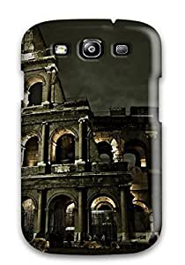 Heimie Design High Quality Colosseum Man Made Other Cover Case With Excellent Style For Galaxy S3