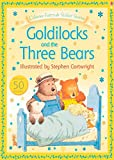 img - for Goldilocks and the Three Bears (Usborne Sticker Stories) book / textbook / text book