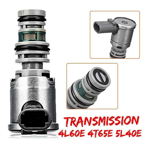 Jonathan-Shop - Transmission Solenoid 24227747 4L60E 4T65E 5L40E TCC PWM Lock Up 1996-2012 Auto Replacement Automatic Transmission & Parts
