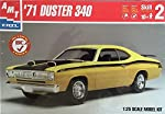 AMT 31225 '71 Plymouth Duster 340 Plastic Model Kit by AMT