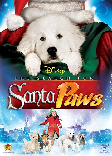 The Search for Santa Paws (2010) (Movie)