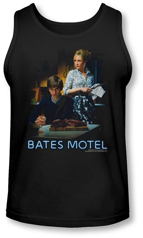 Bates Motel - Mens Die Alone Tank-Top