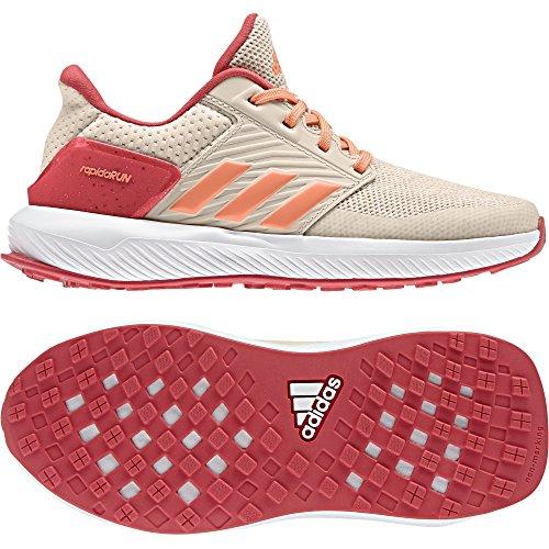 Shoes Kids Rapidarun Red Unisex Rot Rot Adidas K w6STqqX