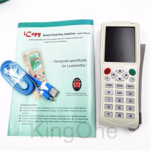 Handheld iCopy 3 iCopy3 Full Decode Function Smart Card Copy