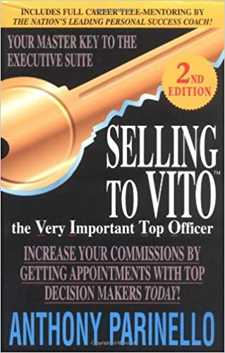 Selling to Vito Book review