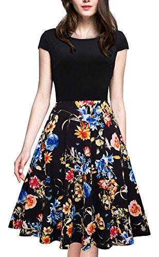 cap sleeve dress - 5