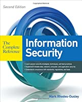 Information Security The Complete Reference, 2nd Edition Front Cover