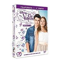 Violetta (1ª temporada, Vol. 2) [DVD]