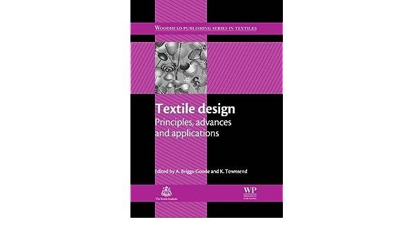and Applications Advances Principles Textile Design