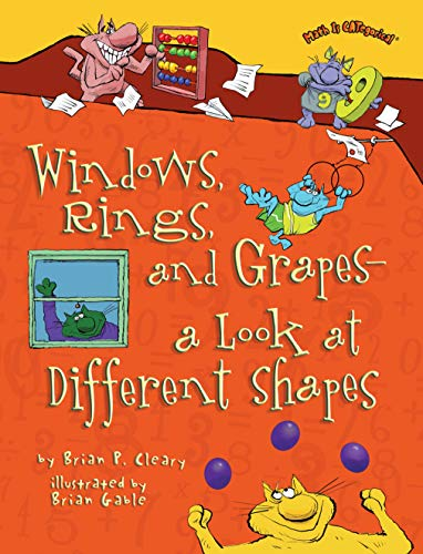 (Windows, Rings, and Grapes _ a Look at Different Shapes (Math Is CATegorical)