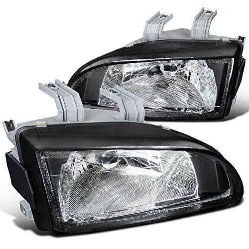 94 honda civic lx headlight - 3