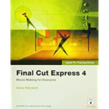 Apple Pro Training Series: Final Cut Express 4