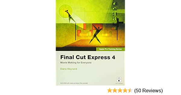 Launching Final Cut Express HD