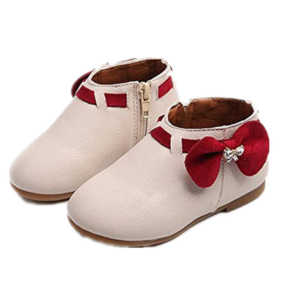 Soft Baby Boys Girls Canvas Toddler Sneaker Anti-slip First Walkers Shoes 0-18 Months Rabbit-U4