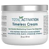 Anti Wrinkle Cream Anti Aging Face Cream Moisturizer For Face Dark Spot Remover For Face Scar Removal Cream Pore Minimizer Skin Lightening Cream Collagen Booster Age Spots Remover Day Night Use 2 oz