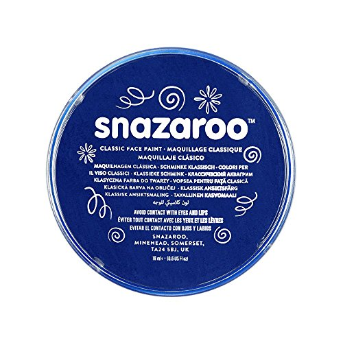 (Snazaroo Classic Face Paint, 18ml, Dark)