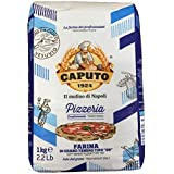 Antimo Caputo Pizzeria 00 Flour (Blue) 2.2 LB - Pack of 2 (Total 4.4 LBS)