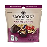 BROOKSIDE Dark Chocolate Crunchy Clusters, Berry Medley, 2.5 Ounce (Pack of 10)