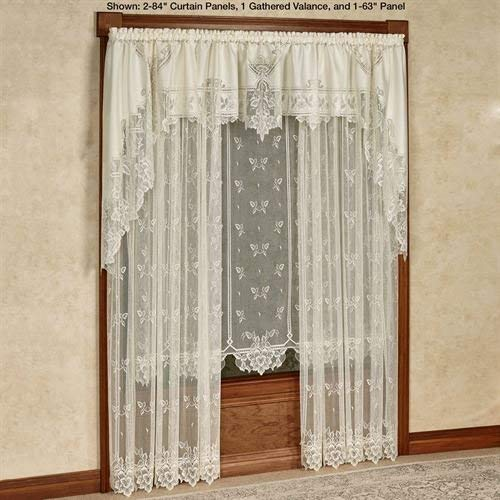 Heritage Lace Heirloom 60x63 Sheer Panel