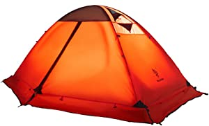 The best 4 season tent HILLMAN 3-4 Season 2 3 Person Lightweight Backpacking Tent