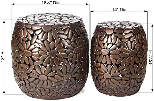 Reviewed: H Potter Side Tables Set of 2 Home Accent