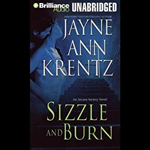 Sizzle and Burn Audiobook