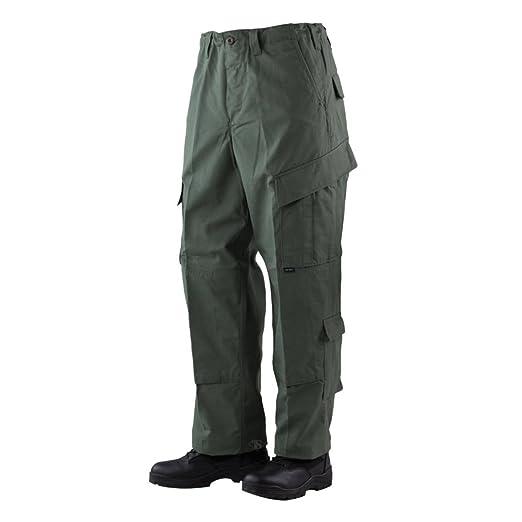 Tru-Spec TRU Trouser Polyester-Cotton Ripstop Olive Drab XS-Reg 1285002 6f9f655f5c9