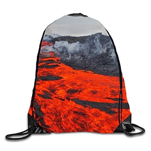 Volcano Oxford Fabric Shoulders Buggy Bag (Volcano Oxford)