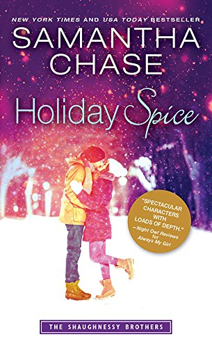 Holiday Spice (The Shaughnessy Brothers Book -