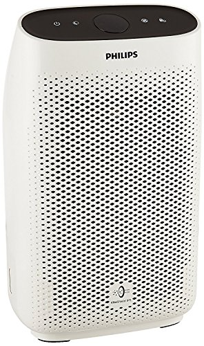 Philips 1000 Series NightSense AC1215/20 50-Watt Room Air Purifier (White)