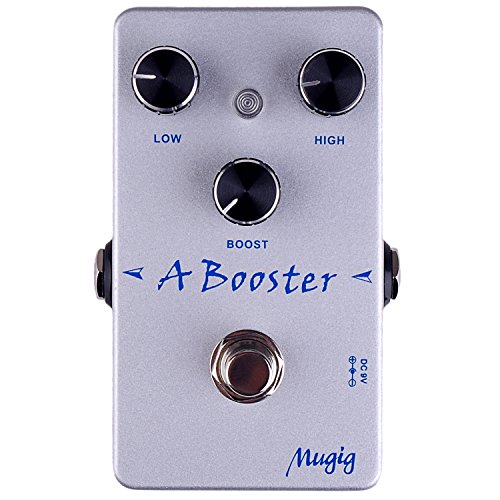Mugig distortion pedal