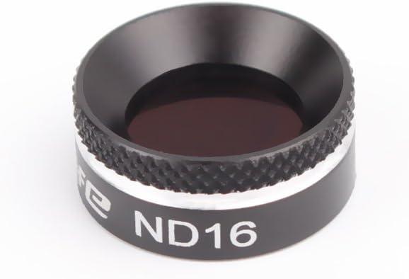 densidad neutra revestida m/últiple ND4 ND8 ND16 ND32 Filtros de polarizaci/ón CPL MCUV Filtro para DJI Mavic Air Quadcopter accesorios ND16 Filtro PENIVO Filtros de lente de c/ámara Mavic Drone