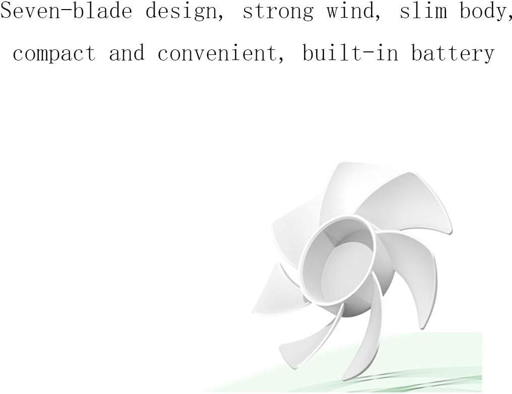 Handheld Fan Car Fan with USB Rechargeable Portable Fan Desktop