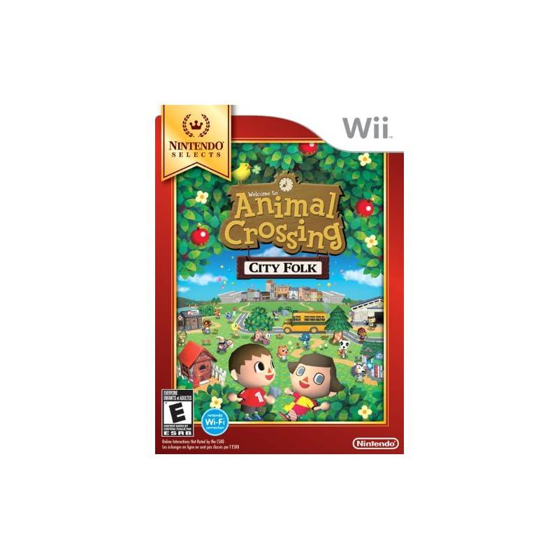 Animal Crossing: City Folk (Nintendo Sel