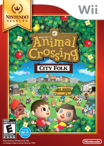 Animal Crossing: City Folk (Nintendo Selects) (World Nintendo Crossing Wild Animal Ds)
