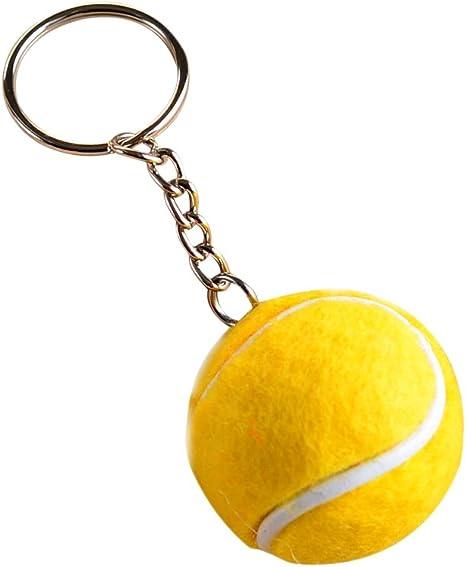 Gysad Forma de Tenis Llavero Interesante Llaveros de Coches ...
