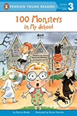 100 Monsters in My School (Penguin Young Readers, Level 3) Kindle Edition