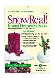 JRM SnowReal Instant Decorative Artificial Snow