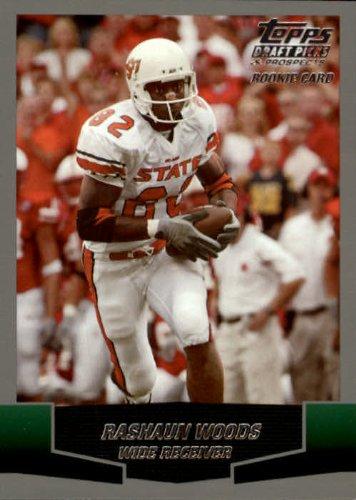 2004 Topps Draft Picks - 2004 Topps Draft Picks and Prospects #155 Rashaun Woods RC NFL Football Trading Card