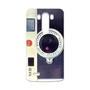 Canting_Good Retro Vintage Rolleiflex Camera Custom Case for LG G3 (Laser Technology)