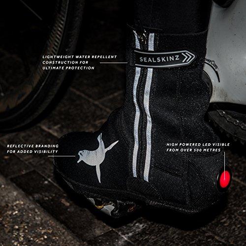 rouge Noir Sur Sealskinz Halo Mixte chaussures gxXWpHw
