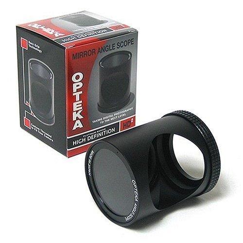 Opteka Voyeur Spy Lens for Sony Cyber-shot DSC-H10 H5 H3 H2 H1 F828 F717 F707 Digital (Dsc F707 Accessories)