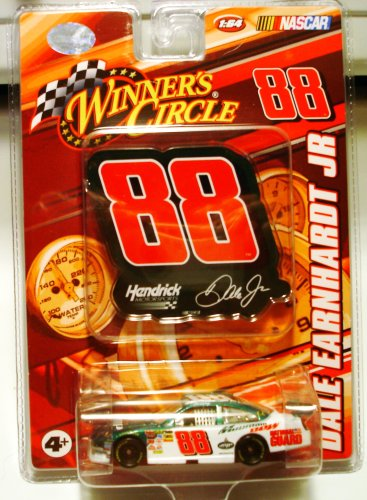 Dale Earnhardt Jr #88 Green AMP Energy Mountain Dew National Guard 2008 Impala SS Winners Circle 1/64th Pit Stop Sign Edition