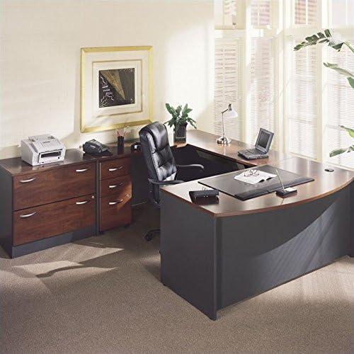 Bush Business Furniture Series C U-Shape Desk