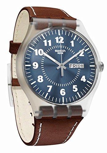 Swatch VENT BRALANT Unisex Watch - Mens Swatch