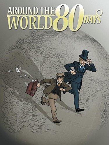 Around The World In 80 Days (Around The World In 80 Days Graphic Novel)