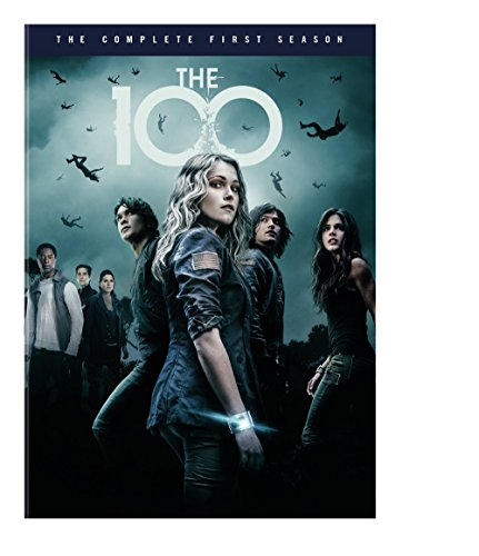 DVD : The 100: The Complete First Season (, 3 Pack, 3 Disc)