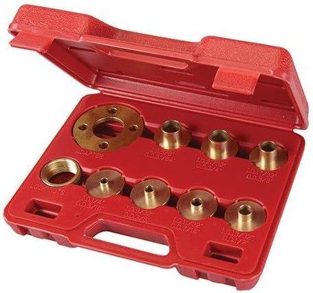 Zinkenfräsgerät und 1//4-Zoll-Oberfräsen Silverline 633936 300 mm für 1//2-Zoll