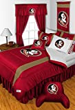 NCAA Florida State Seminoles - 5pc BED IN A BAG - Full/Double Size